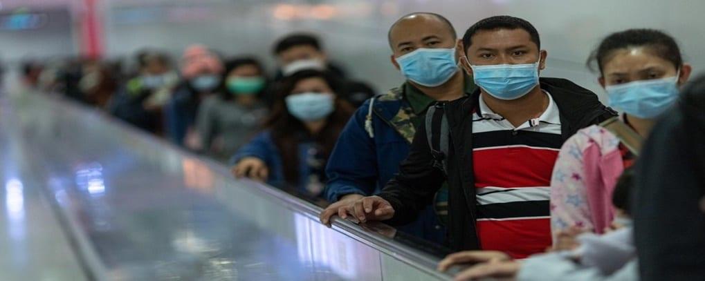In Cina multa chi sputa in strada