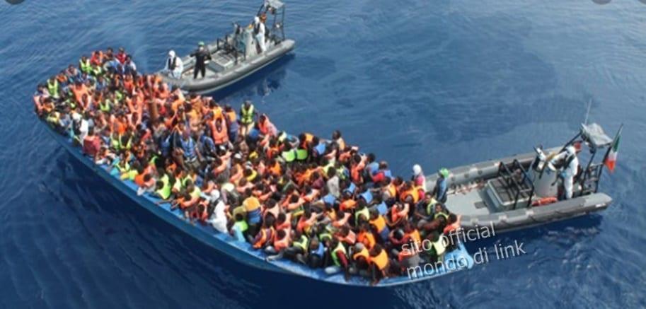 Il virus ha fermato tutto il mondo mondo, ma non ha mai fermato l'immigrazione irregolare.