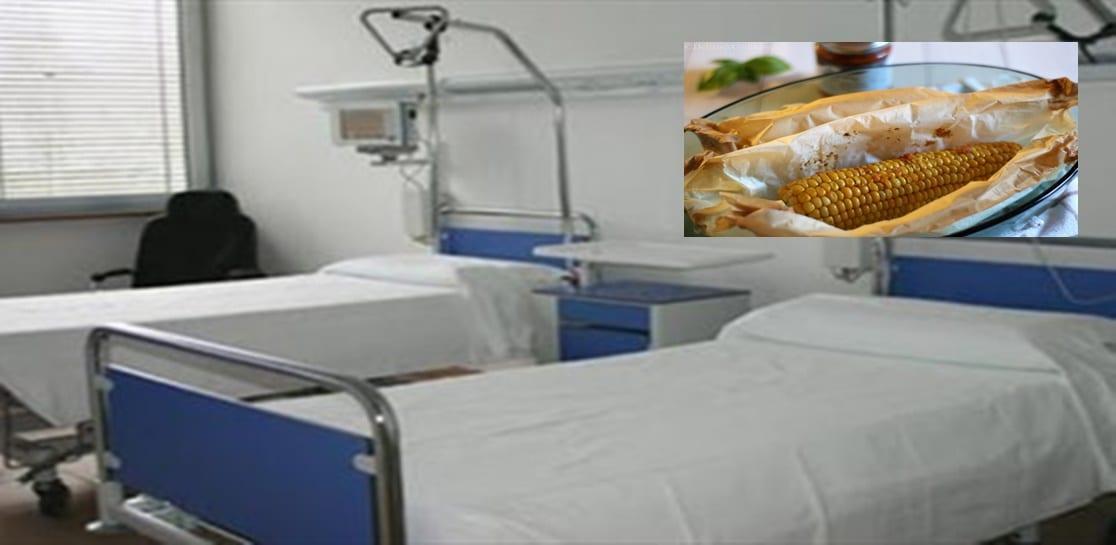 Un Anziano arriva In ospedale con una pannocchia nell'ano
