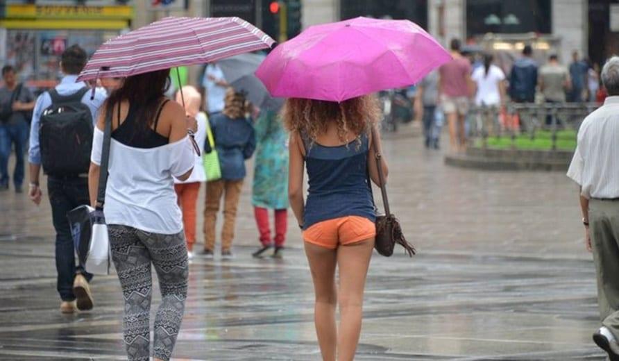 Meteo, è finito il gran caldo: da domani arrivano freddo e piogge