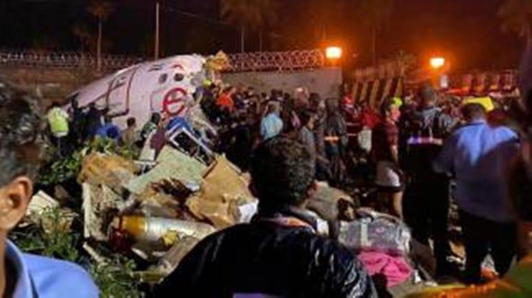Aereo si schianta nel Kerala: si contano 16 morti
