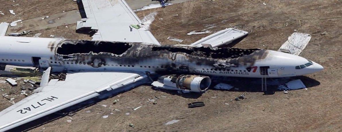 Quando avviene un Miracolo di Dio Incidente aereo, bimbo di 18 mesi trovavo vivo tra i rottami